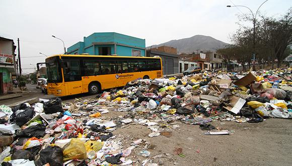 Tifoidea y dengue amenazan a Lima