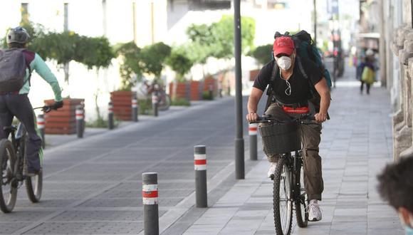 Municipios prestarán o alquilarán bicicletas para promover su uso