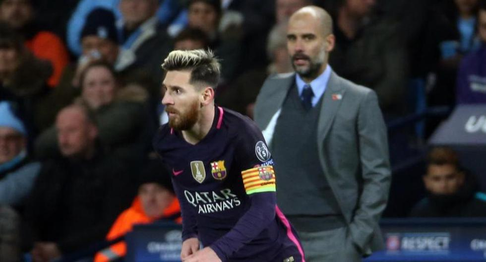 Candidato a la presidencia del Barcelona buscará tener a Lionel Messi y Pep Guardiola en el club