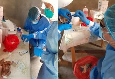 A ocho se elevan los infectados con coronavirus en Moquegua