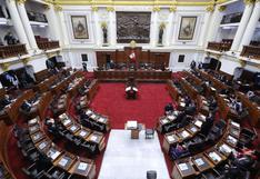 Congreso aprobó texto sustitutorio que interpreta la Constitución sobre la cuestión de confianza