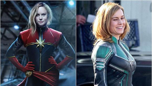 Capitana Marvel: Lanzan el primer tráiler oficial de la nueva superheroína de Marvel (VIDEO)