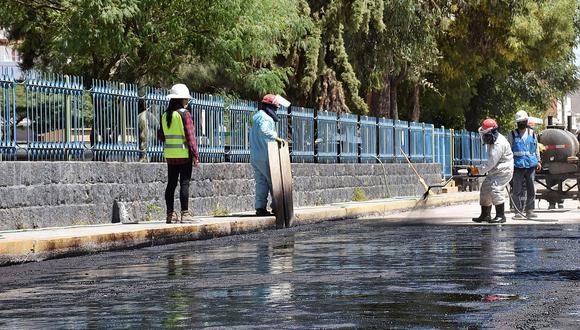 Comuna bustamantina realizó más de 15 proyectos de inversión pública