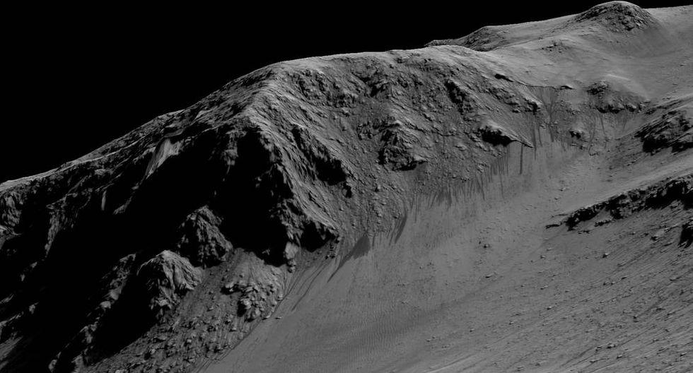 NASA revelará los descubrimientos de se misión en Marte