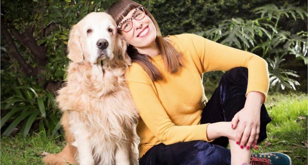 Periodista muestra desgarrador video en Facebook de los últimos minutos de vida de su perro