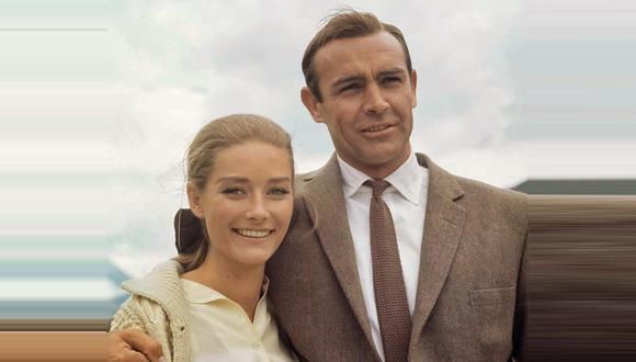 "Sean Connery en ""James Bond: Goldfinger"". (Foto: Pinewood Studios)"