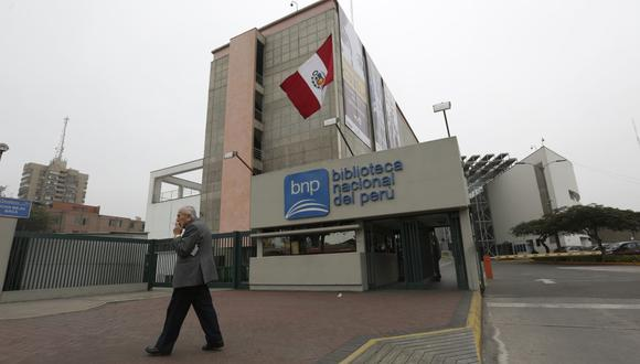 """Biblioteca Nacional del Perú impulsa su nueva campaña """"Más bibliotecas para el Perú"""". (Foto: GEC/Anthony Niño de Guzmán)"""