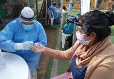 Ministerio de Salud aplica pruebas de descarte de COVID-19 a 140 socias de comedores populares en Comas