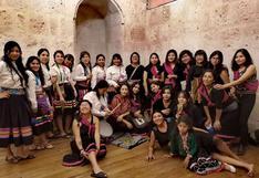 Mujeres sikuris arequipeñas sin límites para la música
