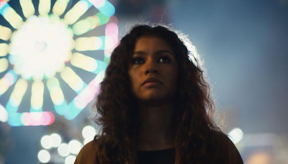 """HBO estrenará dos episodios especiales de """"Euphoria"""" antes de Navidad. (Fuente: HBO)"""