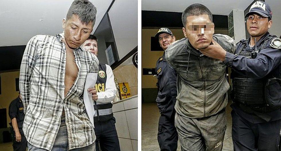 SMP: Detienen a adolescente y su cómplice que asaltaron a pasajeros de un bus