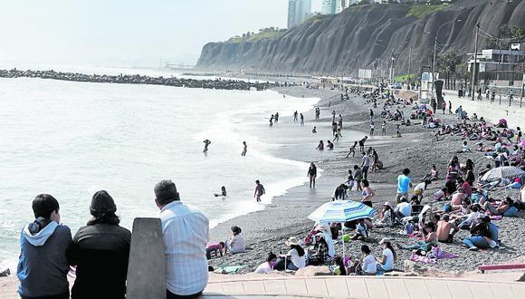 La primera etapa contempla solo uso de malecones, pistas, y todo lugar aledaño a la playa. La propuesta sería aplicada en todo el litoral del país.