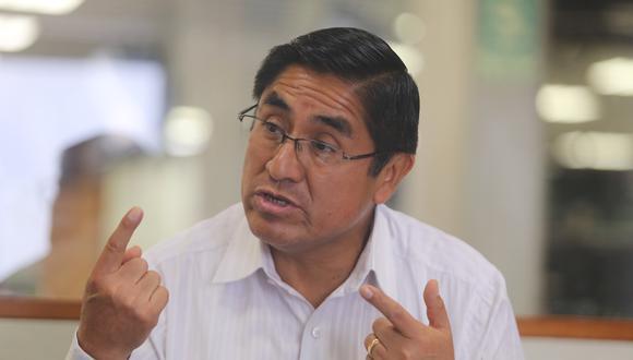 César Hinostroza afronta un proceso de extradición al Perú en España por el caso Los Cuellos Blancos del Puerto. (Foto: Archivo GEC)