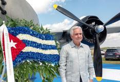Rinden homenaje a los veteranos de la invasión en la Bahía de Cochinos