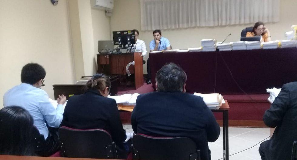 """Fiscal sustenta pedido de prisión preventiva contra """"Los Monos de San Antonio"""""""