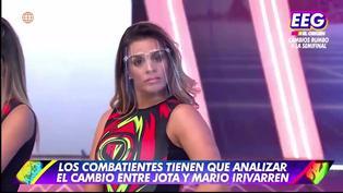 Alejandra Baigorria y su curiosa reacción cuando le mencionan a Macarena Vélez en 'EEG' (VIDEO)
