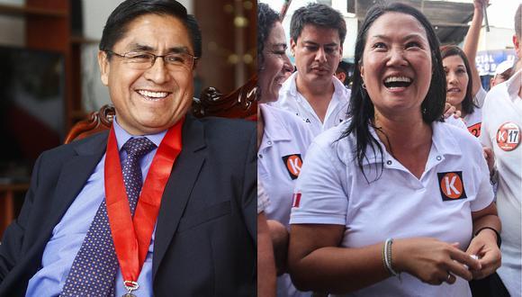 Juez César Hinostroza ya no verá caso Cócteles contra Keiko Fujimori tras ser retirado del cargo