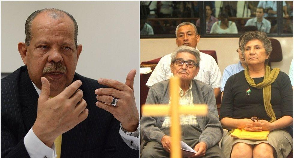 """Octavio Salazar: """"Terrorista Yparraguirre jamás se va a arrepentir"""""""