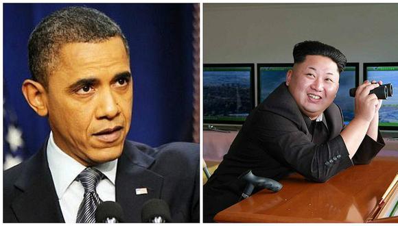 """Obama sobre prueba nuclear en Corea del Norte: """"Es una grave amenaza a la paz internacional"""""""