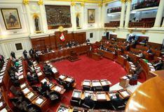 Congreso eliminó por insistencia elrégimen CAS