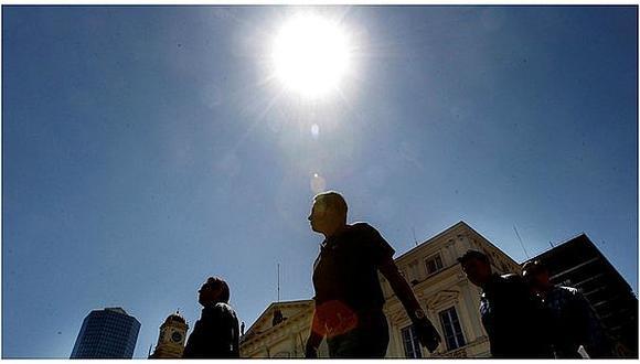 Radiación solar con niveles altos en Arequipa persistirán