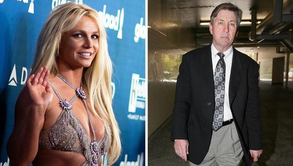 El padre de Britney Spears anuncia su retirada, pero la tutela seguirá . (Foto: AFP)