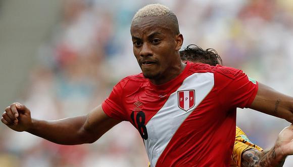 """André Carrillo niega fichaje por equipo árabe: """"Tengo contrato con el Benfica"""""""