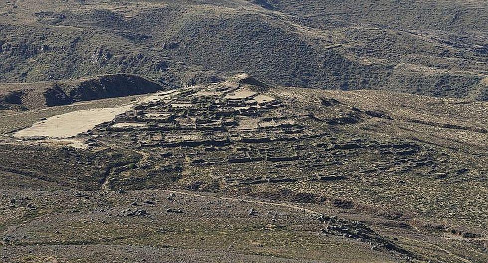 Arequipa: Descubren templo preinca de Solimana, en Condesuyos
