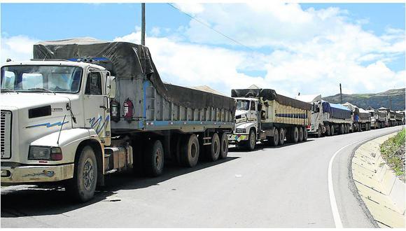 Desde julio será obligatorio que camiones usen GPS