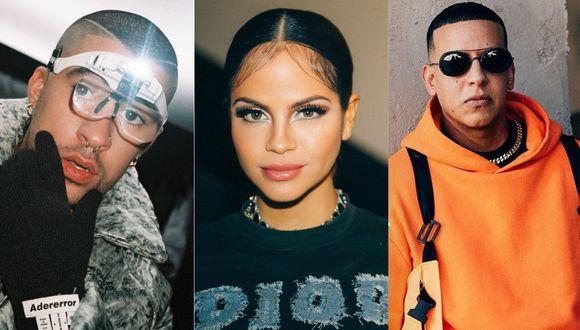 Natti Natasha, Daddy Yankee y Bad Bunny se unen en Puro Reggaeton Festival (Foto: Instagram)
