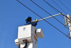 Programan corte de luz en algunas zonas de Chimbote
