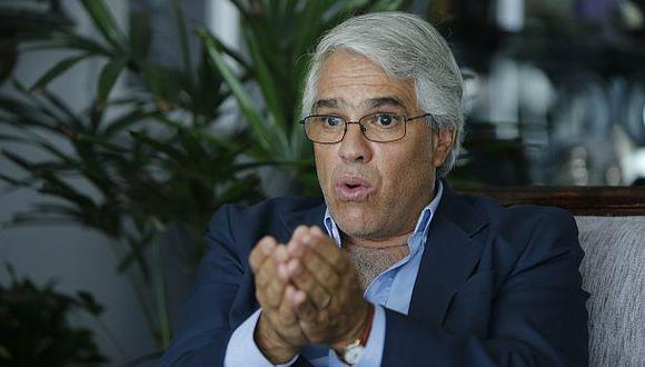 Gino Costa  (Archivo El Comercio)