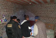 Mujer es hallada sin vida en una precaria vivienda en Nasca