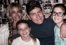 Hija de Charlie Sheen y Denise Richards denunció que vivía en un hogar 'abusivo'