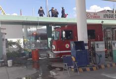 Dos incendios generan pánico en la población