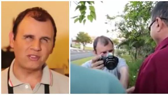 Hombre ciego logró ser fotógrafo profesional de esta increíble manera (VIDEO)