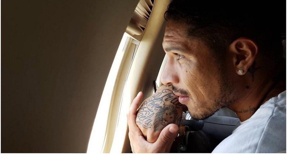 Paolo Guerrero no se olvida de sus seguidores y les envía entercendor mensaje (FOTO)