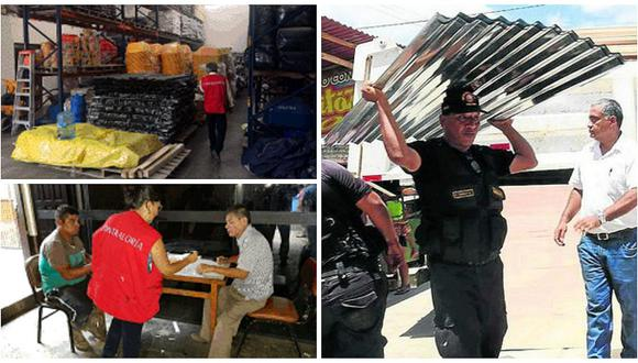 Contraloría pone en la mira entrega de ayuda a damnificados y uso de recursos para emergencias