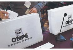 Partidos definen a sus precandidatos en La Libertad
