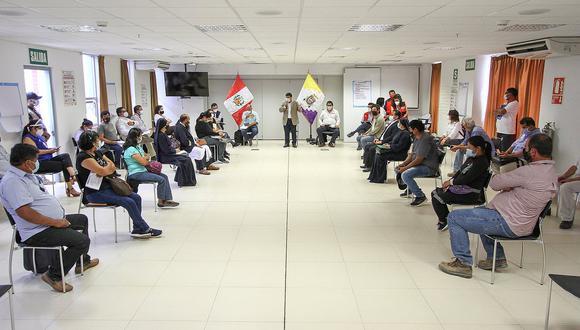 Ica: Mesa de diálogo definirá el aspecto remunerativo de los trabajadores agrarios