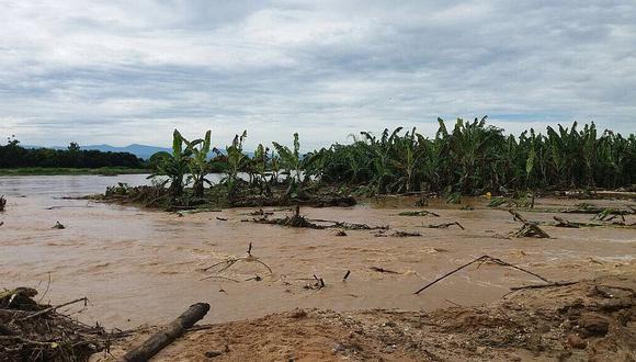 Tumbes: El distrito de Pampas del Hospital concentra el mayor número de afectados por lluvias