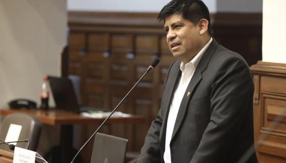 Frente Amplio analiza retirarse de la Comisión de Fiscalización si Alarcón no es censurado  (Foto: Andina)