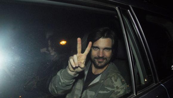 "Juanes: ""No tengo nada contra Shakira"""