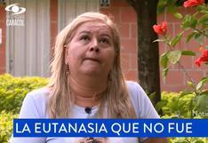 """Martha Sepúlveda rebatirá la cancelación de su eutanasia ante la justicia: """"No quiero sufrir más"""""""