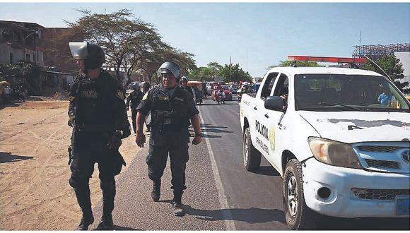 """Piura: """"Perrucas"""" asaltan local de venta de oxígeno  y se llevan S/ 10,000"""