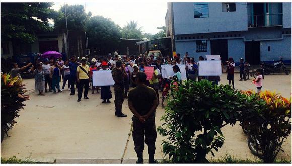 Matan mujer de 24 machetazos en Satipo