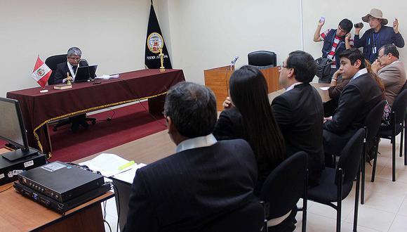 Gobernador de Moquegua condenado a 4 años de prisión suspendida