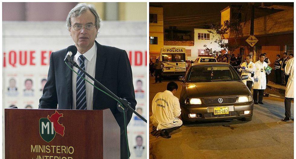 """Carlos Basombrío califica de """"acción valerosa"""" caso de policía que abatió a 3 hampones"""