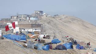 Morro Solar es invadido por cerca de cinco mil personas