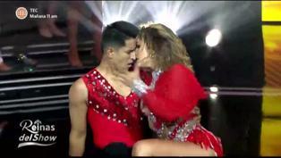 Isabel Acevedo ganó a Gabriela Herrera en versus de bachata en 'Reinas del Show' (VIDEO)